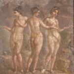 Cárites de Pompeya_siglo I