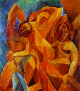 tres mujeres picasso