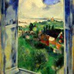 Ventana sobre la isla de Brehat 1924, Kunsthaus de Zürich