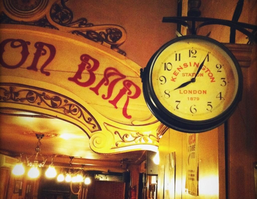 bar london barcelona
