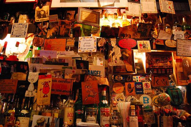 bar pastis