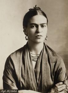 Frida Khalo, sus fotos