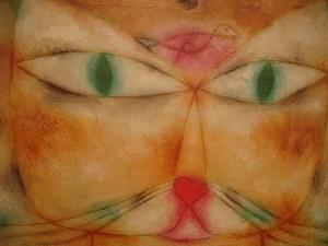 Paul Klee, Cat and bird, 1928