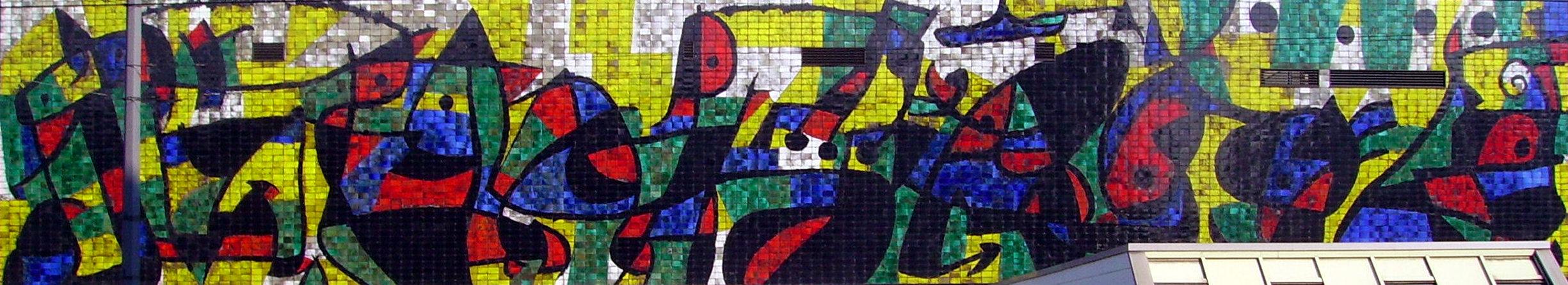 Llorens Artigas + Miró