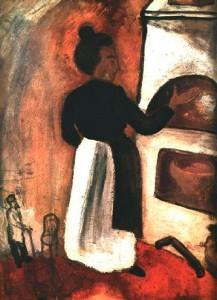 Ida Chagall 1914