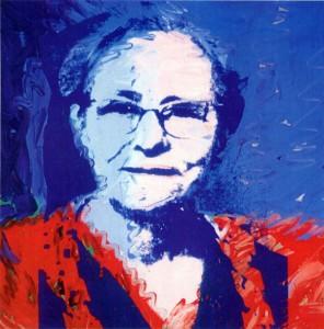 Julia Warhola 1974