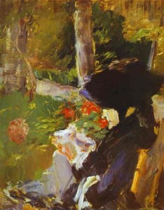 Eugénie-Désirée Manet