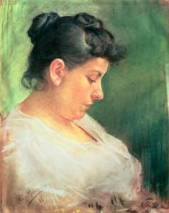 Maria Picasso, 1896