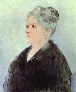 Maria Picasso, 1923