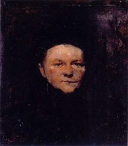 Mary Newbold Singer 1887