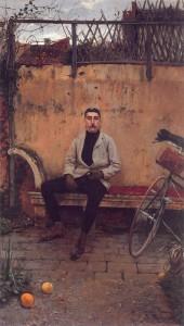 Ramon Casas+Santiago Rusiñol
