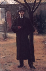Miquel Utrillo+santiago rusiñol