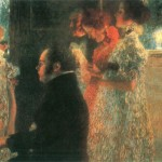 1896 Schubert al piano*