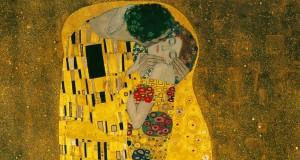 el beso, Klimt