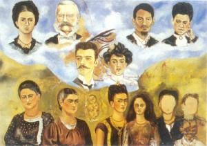 mi familia_frida-kahlo