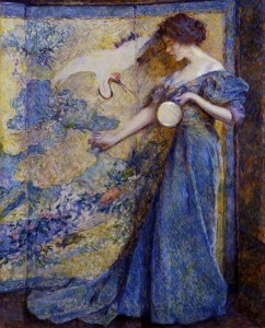 Robert Reid-The Mirror
