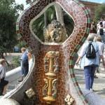 Atanor del Park Güell-Gaudí
