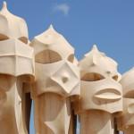 chimeneas de la pedrera
