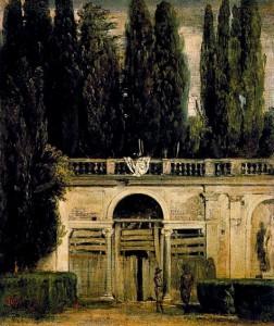 La tarde-Velázquez