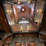 techo del Palau Güell