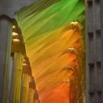 luz de los vitrales, SF
