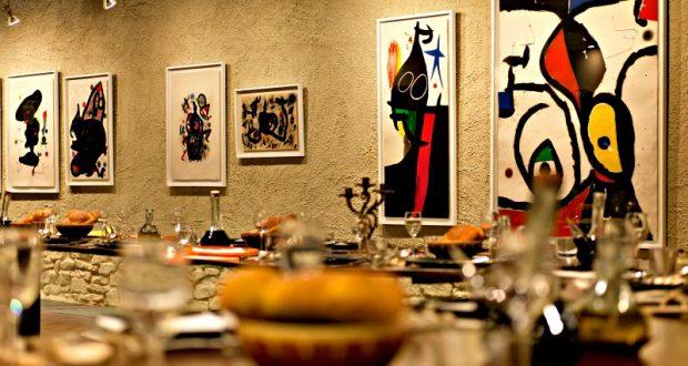 Miró a Taula