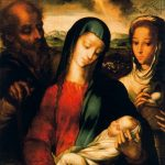 La Sagrada Familia, 1563- El divino Morales