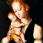 virgen vestida de gitana-El divino Morales