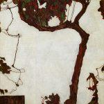 autumn-tree-with-fuchsias, 1909