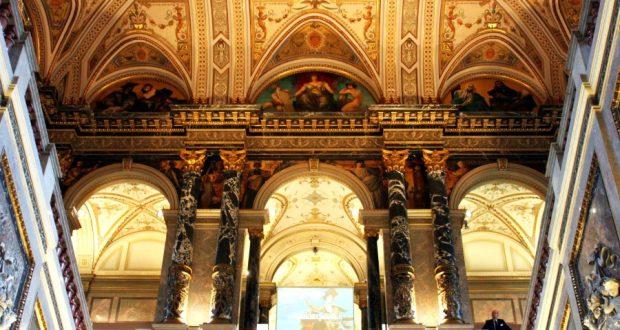 Frescos de Klimt y Matsch