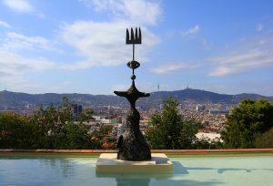 Escultura Miro Barcelona