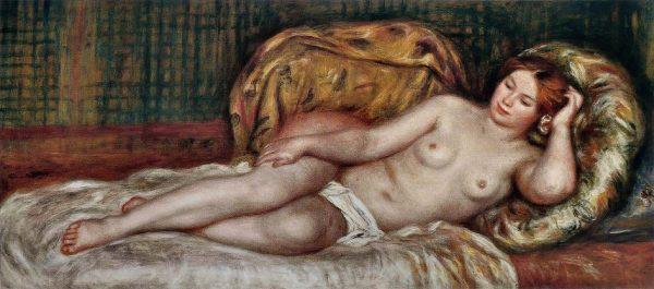 Grand nu, 1907-Renoir