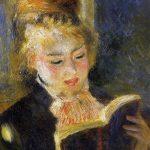 Renoir La lectora, 1875