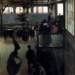 Casas, Baile en el Moulin de la Galette, 1890