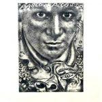 Valentine Hugo-retrato de Picasso