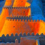 Khiva. Ruta de La Seda
