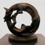 Jordi Cases, escultura