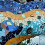 Gaudí-dragon park güell