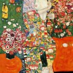 "Gustave Klimt ""La Bailarina"" 1918, col privada"