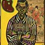 """Joan Miró """"Retrato de Enric Cristòfol Ricart"""" 1917, MoMA, NY."""