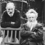 Frederick Burne-Jones y Morris, 1890