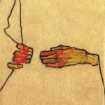 Egon Schiele, Estudio de manos
