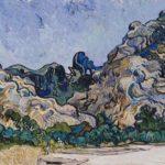 Van Gogh. Montagnes à Saint-Rémy, julio 1889, Guggenheim NY