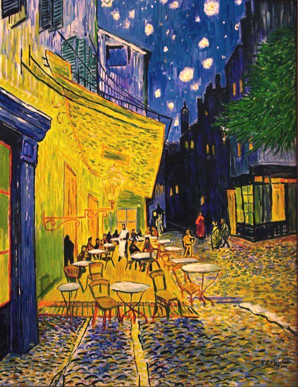 Mini Viaje A Las Canteras De La Luz Van Gogh A Flor De