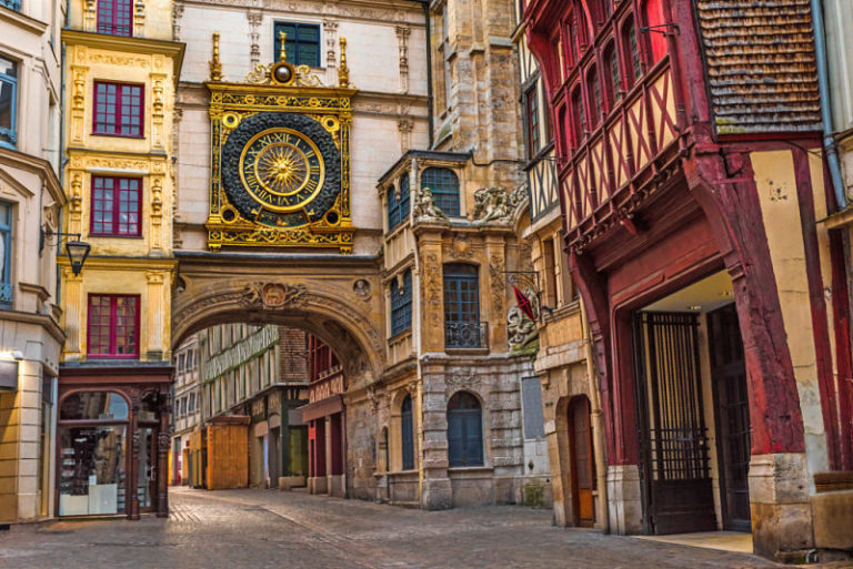 Rouen, Gran Reloj astronómico