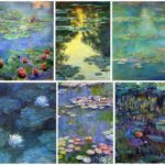 Mosaico Monet 2